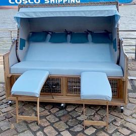 4-Sitzer-Strandkorb-mit-Zeitungstaschen-und-Fußteilen_Gruenzimmer_Strandkoerbe-und-Gartenmoebel